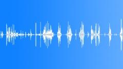 Stock Sound Effects of BASKET, WICKER