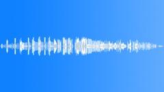 BIRD, WARBLER - sound effect