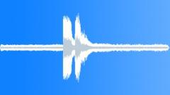 BOMBING, INDOOR Sound Effect
