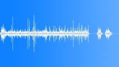 WATER, BUBBLES - sound effect