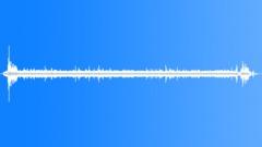 BUCKET,PLASTIC Sound Effect