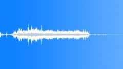 BUCKET, METAL Sound Effect