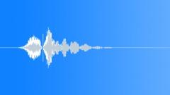 BULLET, IMPACT - sound effect