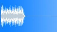 BUZZER, CARTOON - sound effect
