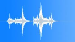 CABINET,METAL Sound Effect