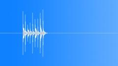 CARTOON, ACCENT - sound effect