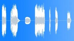 CARTOON,ACCENT Sound Effect