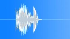 CARTOON,ACCENT - sound effect