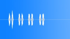CARTOON, BIRD - sound effect