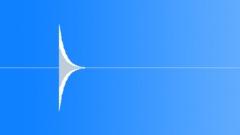 CARTOON, BONG - sound effect