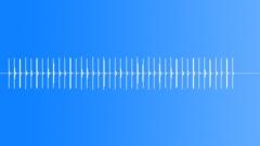 CARTOON, CLOCK - sound effect