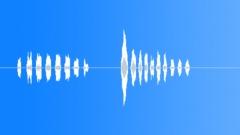 CARTOON, DUCK - sound effect