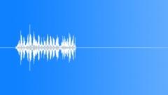 CARTOON, GARGLE Sound Effect