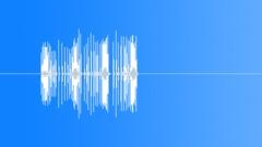 CARTOON, GRIND - sound effect