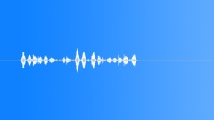 CARTOON, NOSE BLOW - sound effect