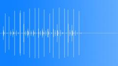 CARTOON, PERCUSSION - sound effect