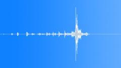 CASE, COMPUTER DISK - sound effect