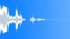 CERAMIC, HIT - sound effect
