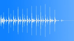 CHAIR, BARBER SHOP - sound effect