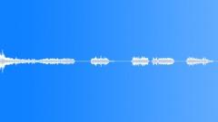 CHATTER, GLASSY Sound Effect