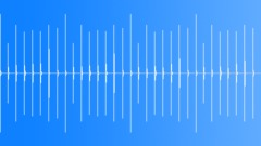 CLOCK, CARTOON - sound effect
