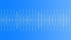 CLOCK, TICK Sound Effect