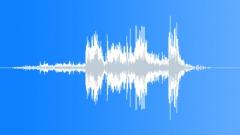 COFFIN, WOOD Sound Effect