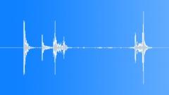 CONTAINER,PLASTIC - sound effect