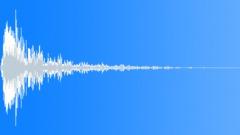 CRASH,DEBRIS - sound effect