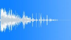 CRASH,ROCK - sound effect