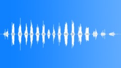 CREATURE,SMALL Sound Effect