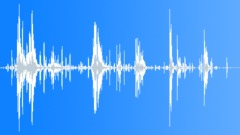 DEBRIS,FALL Sound Effect