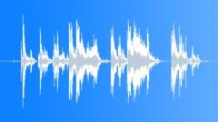 DEBRIS,GLASS - sound effect