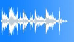 DEBRIS,METAL - sound effect