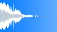 DEBRIS,MIXED Sound Effect
