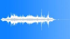 DEBRIS,POUR Sound Effect