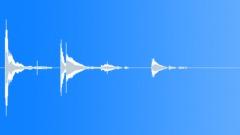 DEBRIS,CERAMIC - sound effect