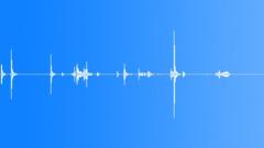 DESK,ROLL TOP - sound effect