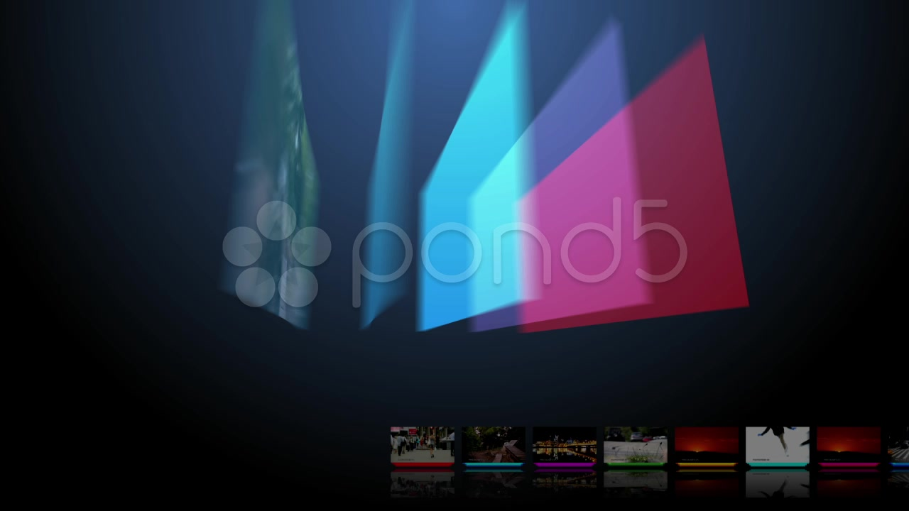 After Effects Project - Pond5 Dynamics Colors 8741945