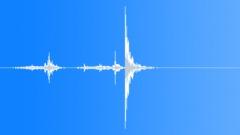 DRAWER,WOOD,TRAY Sound Effect