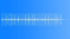 FOOTSTEPS,WOOD,SOLID Sound Effect
