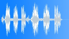 GREMLIN, CHATTER Sound Effect