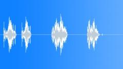 GREMLIN, SQUEAK Sound Effect