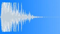 GROUND, HIT - sound effect