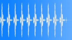 GUN, MACHINE - sound effect