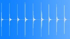 HAMMER, ROCK - sound effect