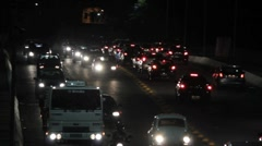 Traffic - Rush Hour 7 Stock Footage