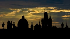 Prague 1 Stock Footage