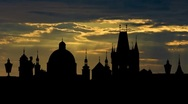 Stock Video Footage of Prague 1