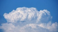 Timelapse Cloudscape HD78 Stock Footage